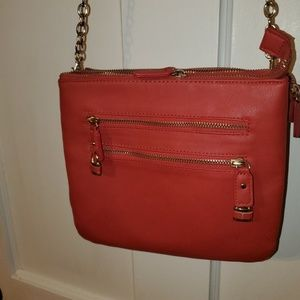 Red Zipper Purse by Charming Charlie